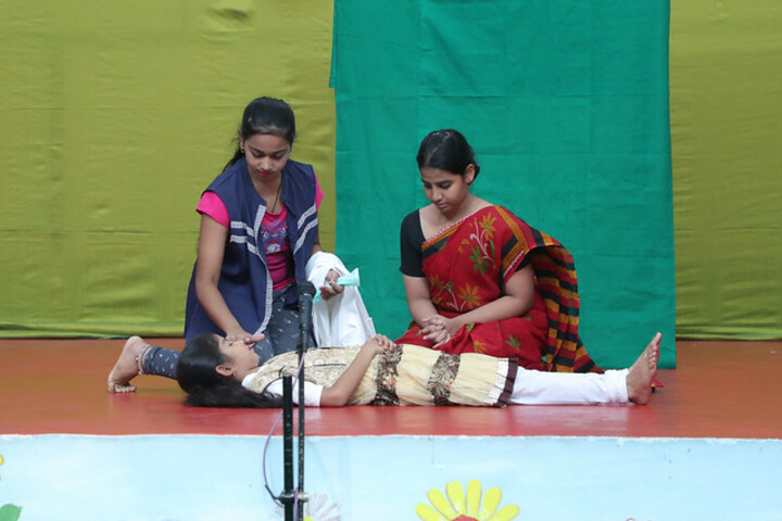 Sri Prakash Synergy School- Drama