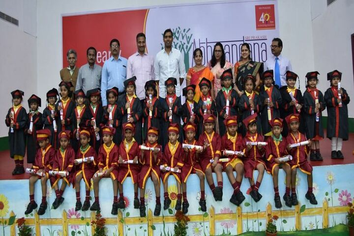 Sri Prakash Synergy School- Graduation Day