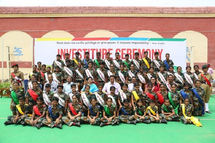 Sri Prakash Synergy School- Investiture Ceremony
