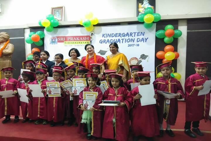 Sri Prakash Vidya Niketan- Graduation Day Celebrations