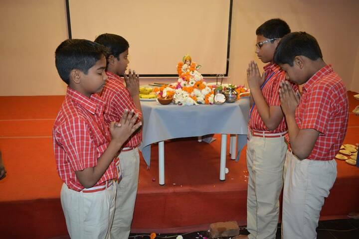 Sri Prakash Vidya Niketan- Dasara Celebrations