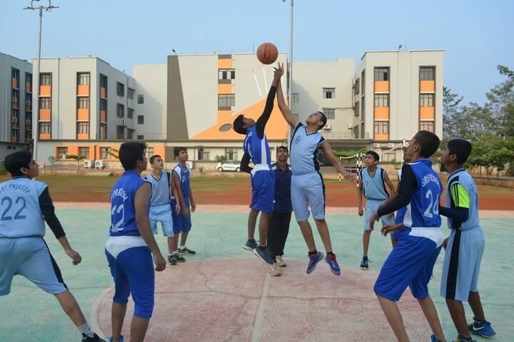 Sri Prakash Vidya Niketan- Sports Day Celebrations