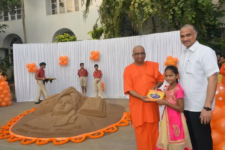 Sri Prakash Vidya Niketan- Swami Vivekananda Jayanti Celebrations