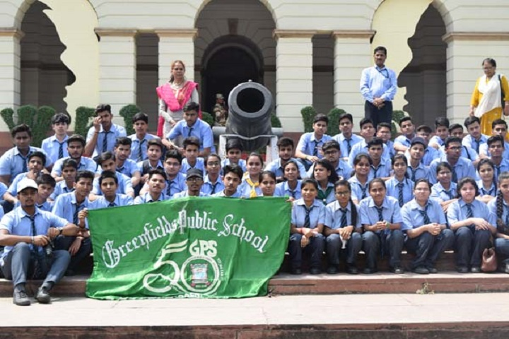 Greenfields Public School-Visited to National Museum