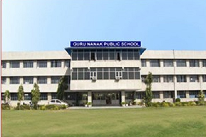 Guru Nanak Public School-Campusview