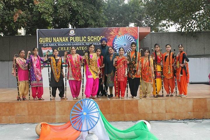 Guru Nanak Public School-Events