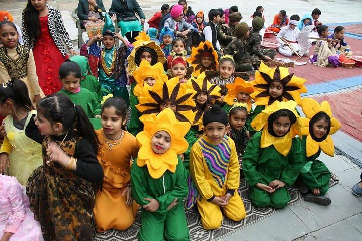 Guru Nanak Public School-Fancy Dress
