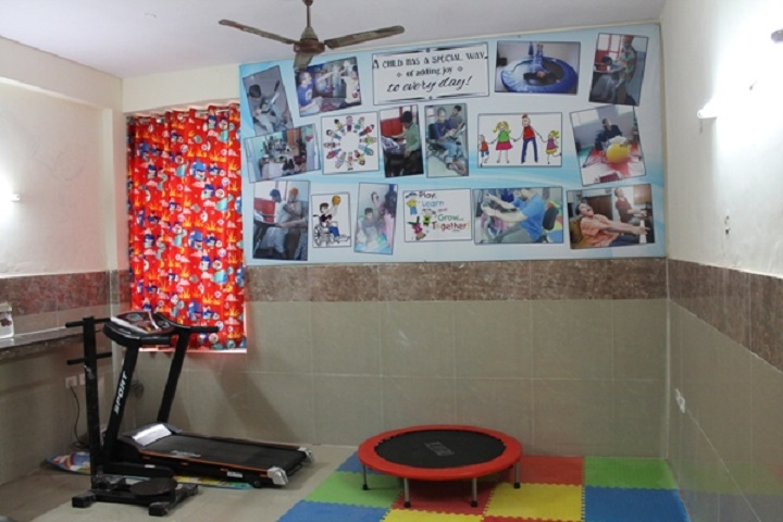 Guru Nanak Public School-Gym