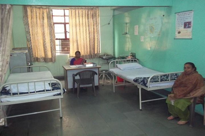 Guru Nanak Public School-Medical Room