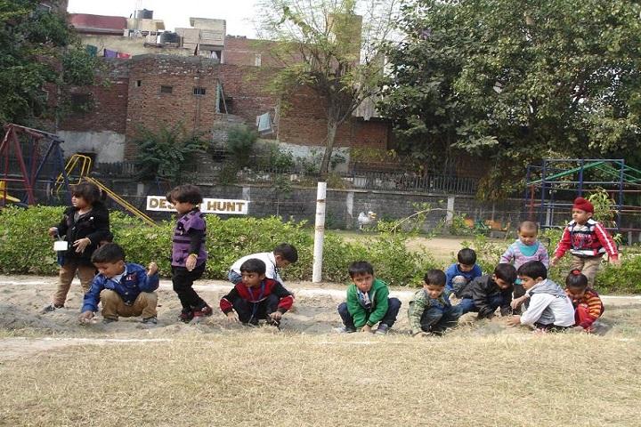 Guru Tegh Bahadur Public School-Camp
