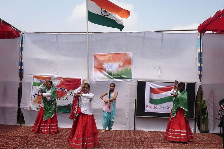 Guru Tegh Bahadur Public School-Republic Day celebrations