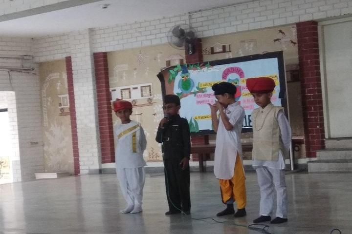 Gyan Bharati School-Fancy Dress