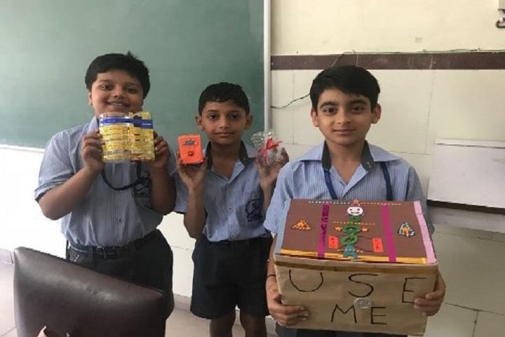 Gyan Bharati School-Activities