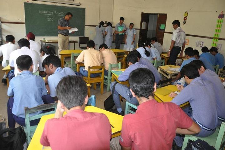Gyan Bharati School-Classroom