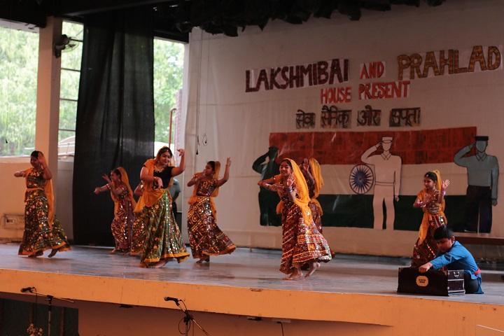 Gyan Bharati School-Annual day