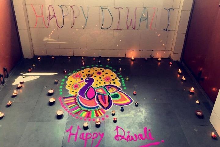 Gyan Bharati School-Diwali Celebrations