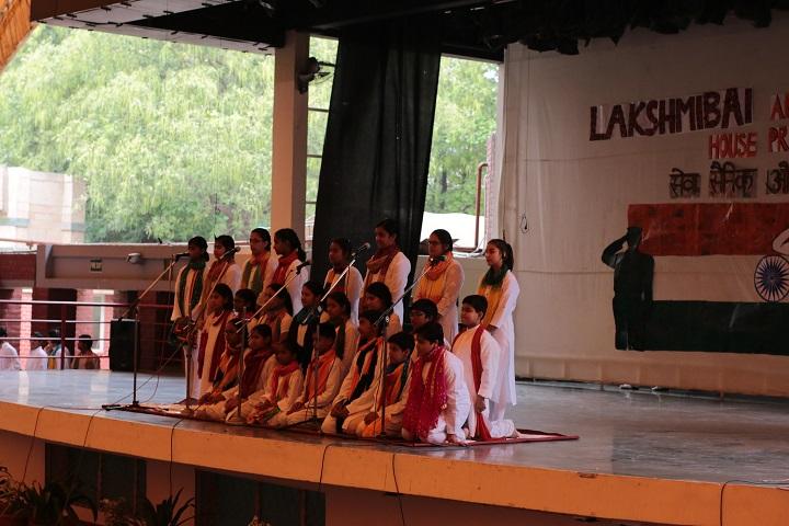 Gyan Bharati School-Singing