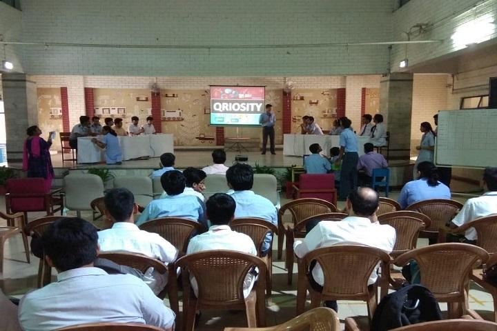 Gyan Bharati School-Speech