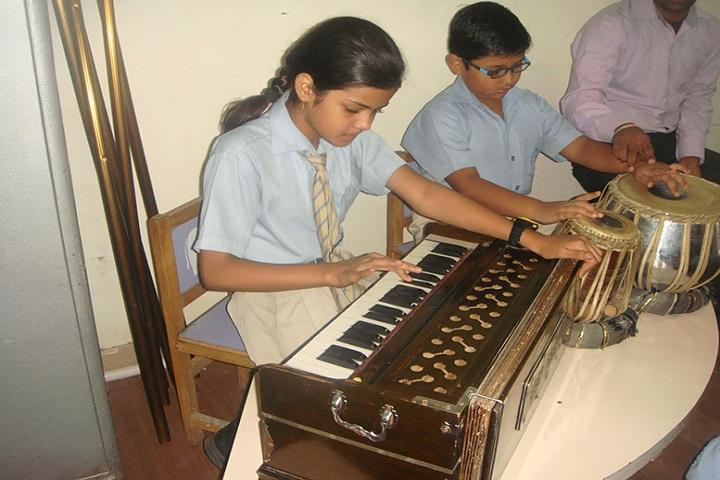Gyan Devi Salwan Public School-Music room