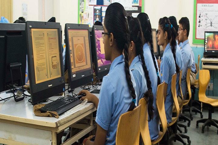 Gyan Devi Salwan Public School-Computer Lab
