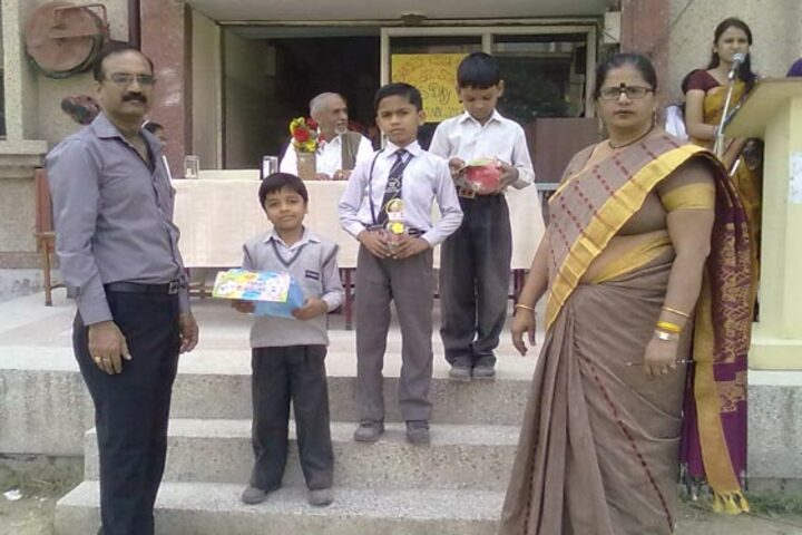 Gyandeep Vidya Bhawan Senior Secondary School-Awards
