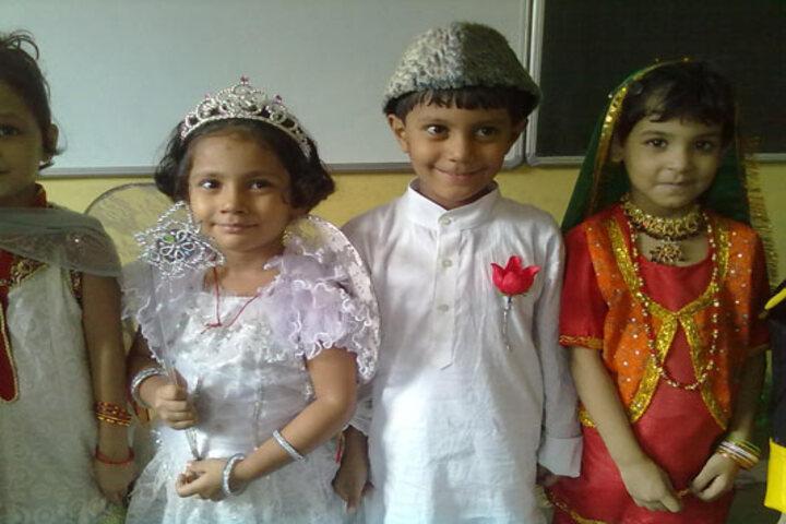 Gyandeep Vidya Bhawan Senior Secondary School-Fancy Dress