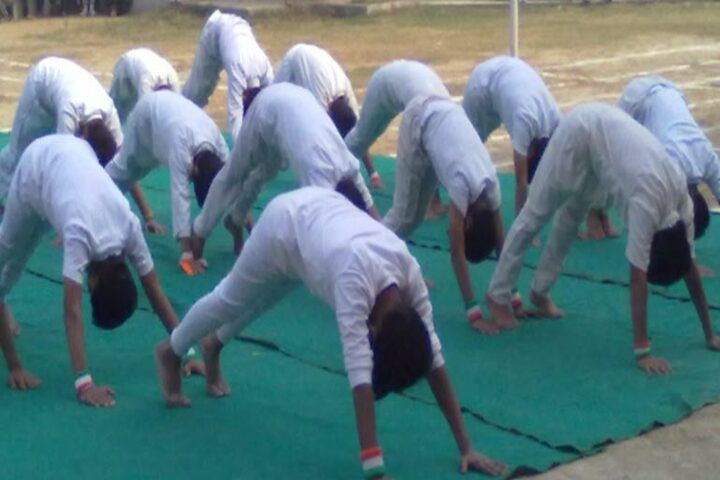 Gyandeep Vidya Bhawan Senior Secondary School-Yoga