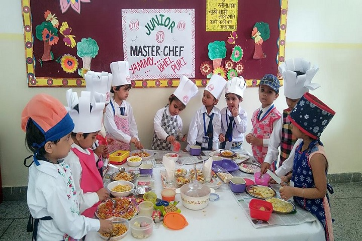 Gyanadeep Vidya Bhawan Senior Secondary School-Master Chef