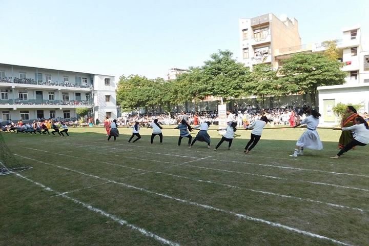 Gyanadeep Vidya Bhawan Senior Secondary School-Games