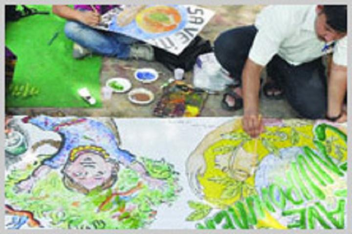 Gyandeep Vidya Bhawan Senior Secondary School-Drawing