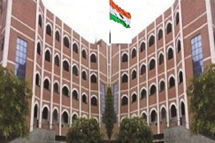 Hansraj Model School-Campus View
