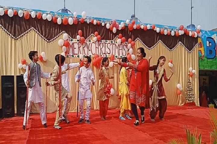 Hansraj Model School-Dance