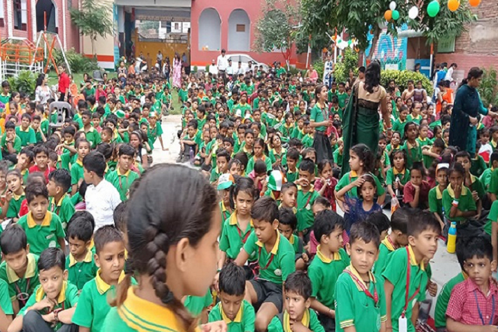 Hansraj Model School-Assembly