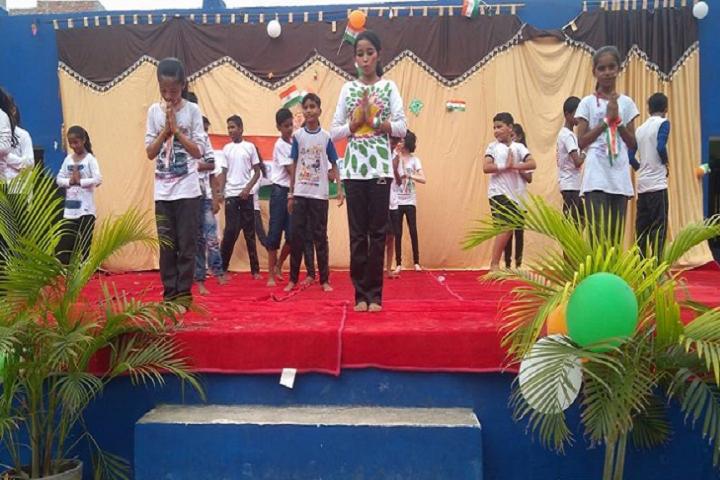 Hansraj Model School-Republic day Celebration