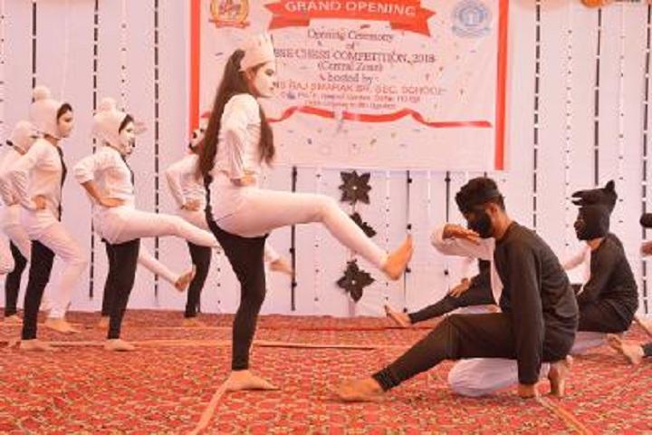 Hansraj Samarak School-Dance