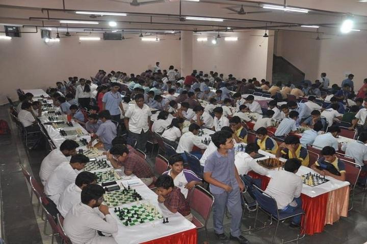 Hansraj Samarak School-Indoor Games