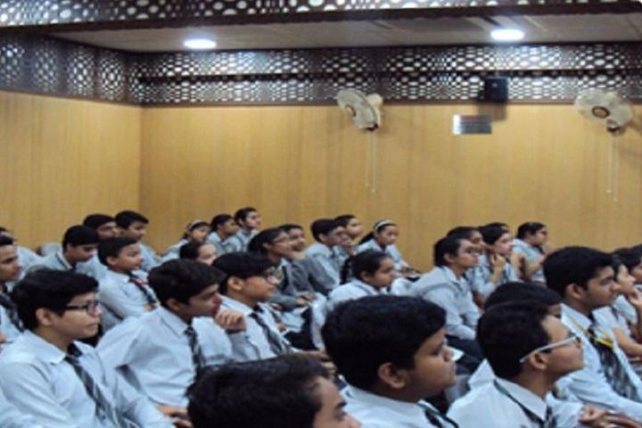 Hansraj Samarak School-Students