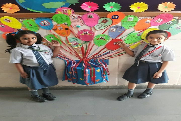 Happy Home Public School-Art and Craft