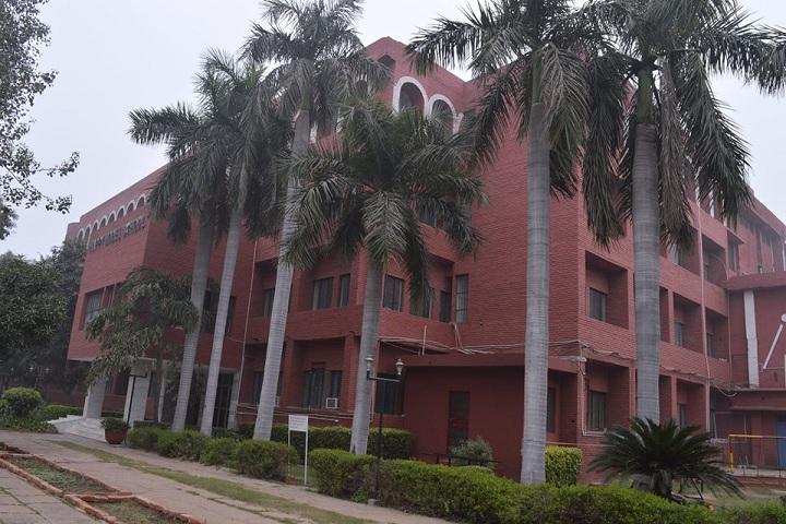 Happy Model School-Campus