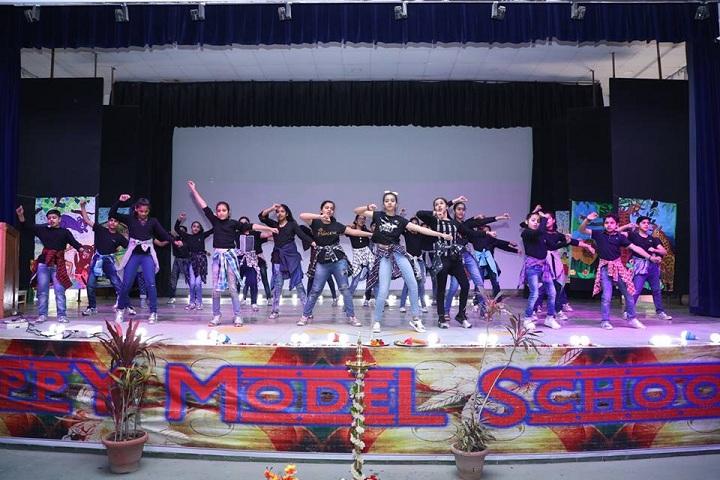Happy Model School-Dance