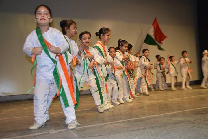 Happy Model School-Independence day Celebration