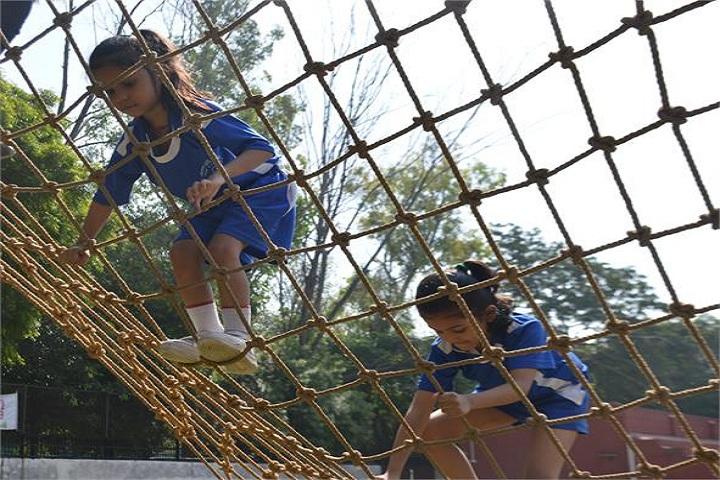 Happy Model School-Sports