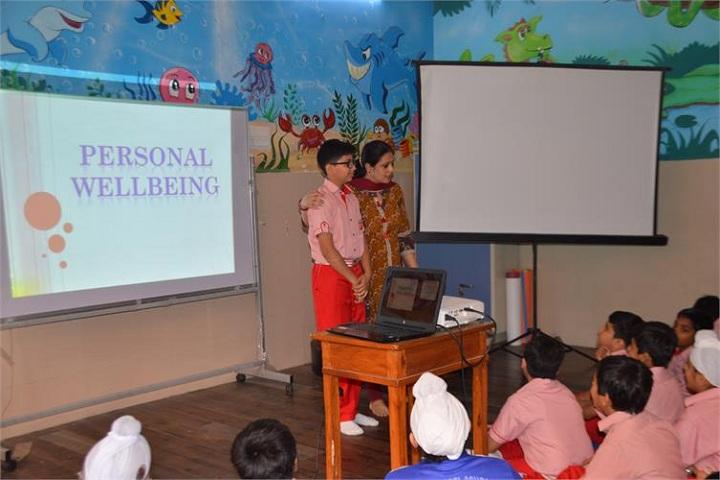 Happy Model School-Workshop