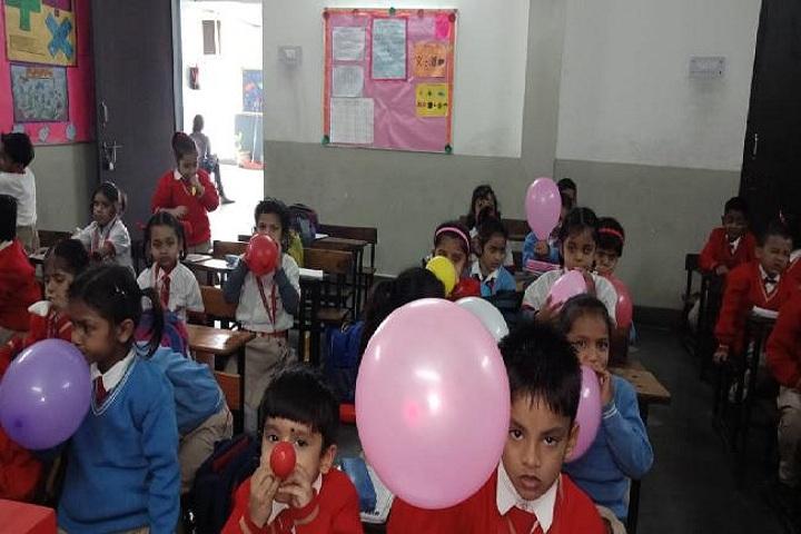 Hari Vidya Bhawan-Classroom