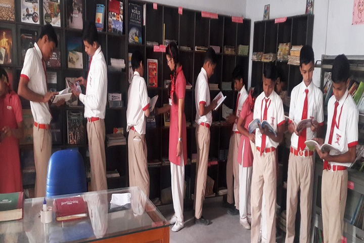 Hari Vidya Bhawan-Library
