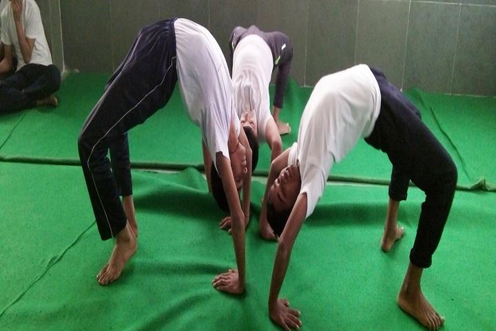 Hari Vidya Bhawan-Yoga