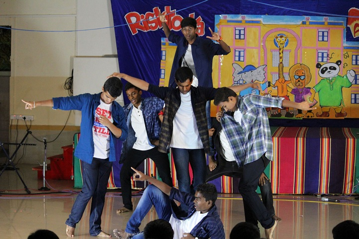 Sri Sathya Sai Higher Secondary School-Talent Search Programme