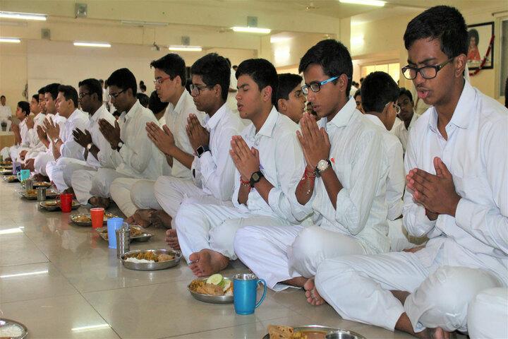 Sri Sathya Sai Higher Secondary School-Hostel Mess