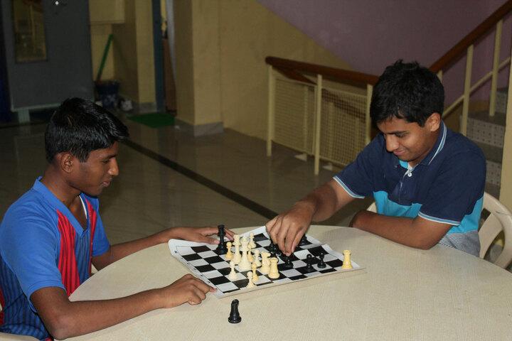 Sri Sathya Sai Higher Secondary School-Indoor Games
