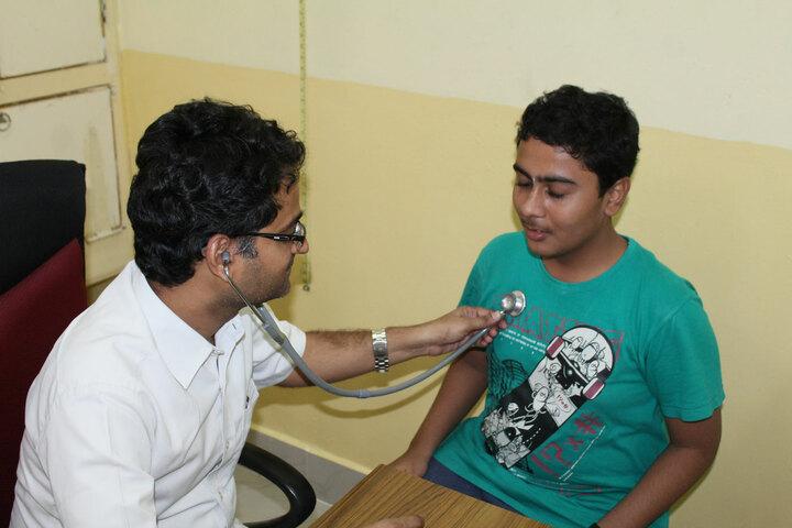 Sri Sathya Sai Higher Secondary School-Medical Facility